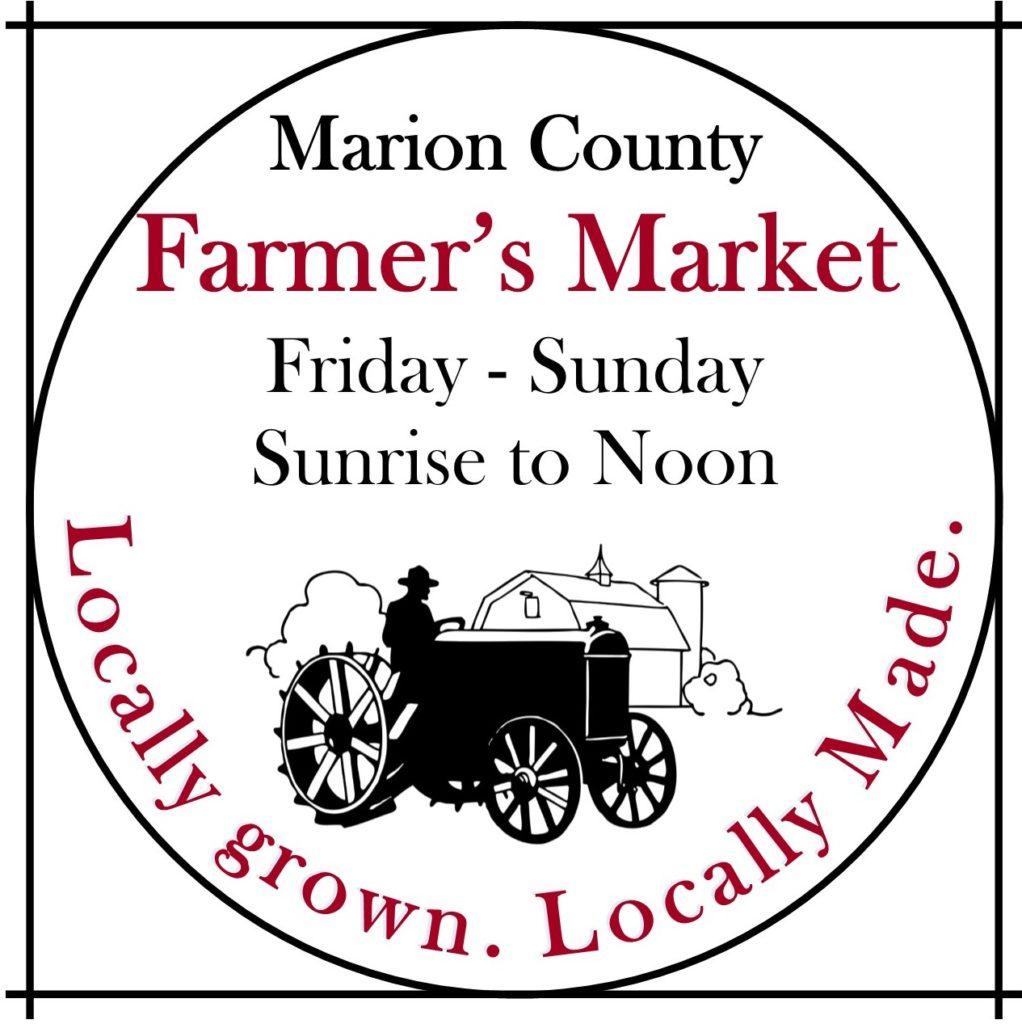 Marion County Farmer's Market logo